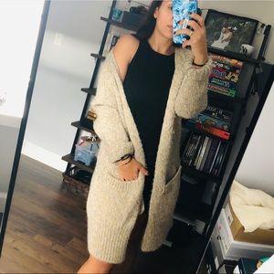 Zara Knit Cardigan - Long